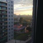 vistas desde la habitacion del septimo piso