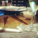 Bicchiere Bersi Serlini Franciacorta