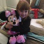 Very happy daughter !!