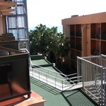 View form our room
