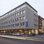 Außenansicht vom Smart Stay Hotel Berlin City