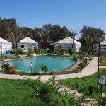 Beber village with private swimming pool