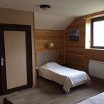 Chambre calme et propre