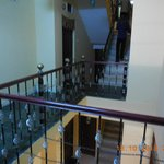 View of room 102 and Stairs