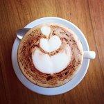 Coffee at Dupa is the best in Seminyak