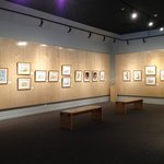 View of our second floor gallery