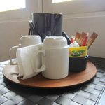 All Standard Plus rooms offers coffee and tea