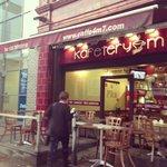 Kafeteryam Sandwich Bar Foto