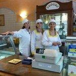 Enrica, Patrizia, Loredana
