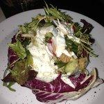 Worst chopped salad ever.