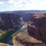 Horseshoe Bend - just 15 miles away