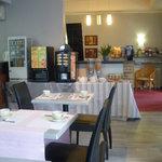 Salle Petit-déjeuner Royalty Angers