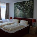 Dormitorio apartamento 86