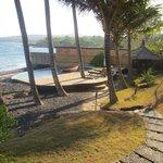 Villa Kelapa private pool area