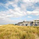 Strandhotel Seeduyn vergezicht