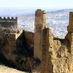 Uitzicht vanaf Tombe dei Merenidi