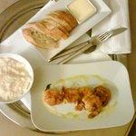 Risotto & Shrimp