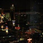 Blick aus dem 31. Stock