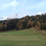 Panorama vista nord Padola