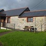 Higher Menadew Farm Cottages Foto