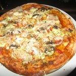 Une délicieuse pizza !
