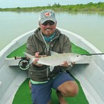 Great fly fishing close to Tierra Maya
