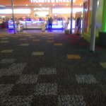 Cineworld Cinema,Leigh(Foyer)Interior