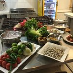 Private cooking class