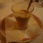 Eiscafe avec