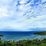 Ko Tao Resort Paradise Zone View of its Bay