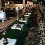 shisha rooftop bar