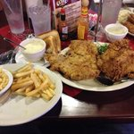 Large Chicken Fried Steak