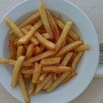 terribili patatine fritte