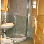 Bathroom wit floor heatting