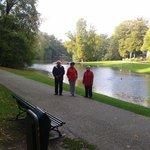 Oktober wandeling in Park Sonsbeek