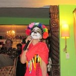 Halloween & Day of the Dead party at Casa Cinco Patios