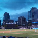 Petco park is walking distance from hotel.