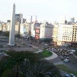 Vista do Obelisco de Dia