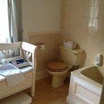 Bathroom for Room 1