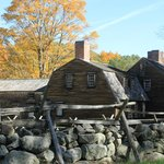 Hartwell House Tavern near Battle Road (Virginia Road)