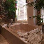 Giant tub