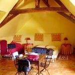 chambre jaune... spaziosissima