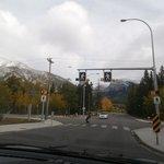 Pedestrian (mono cyclist) crossing