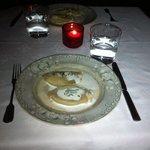 Les ravioles, spécialitées de la maison