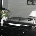 Suite bedroom - double bed