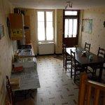 visitor use kitchen