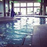 Great pool!  Big.