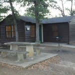 Lake Murray State Park 1 bedroom cottage