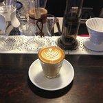 1/15 Coffee - Latte