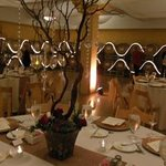 Gold Barrel Room great for banquets, parties